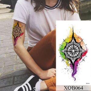 Tatouage XQB 064